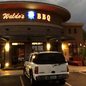 Waldos Barbeque, Gilbert location